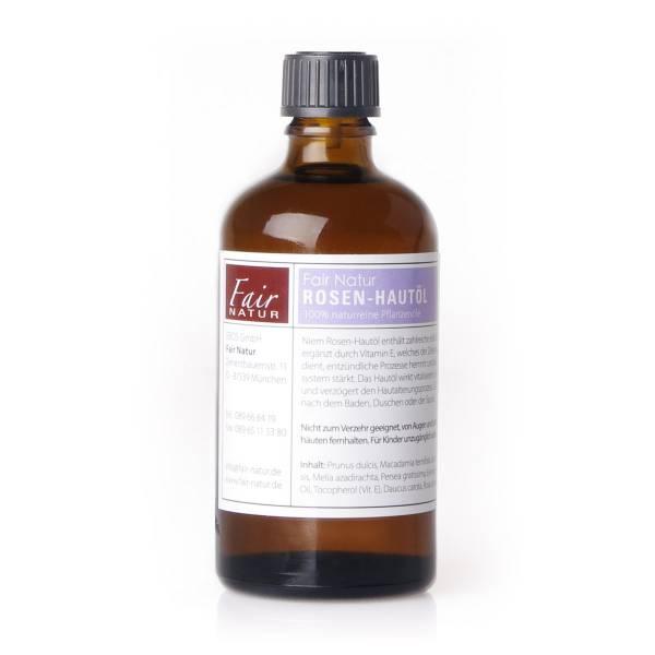 (Niem) Neem Rosen-Hautöl 100 ml