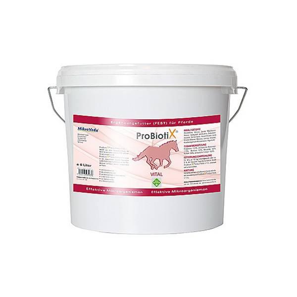 ProBiotiX Vital für Pferde, fest