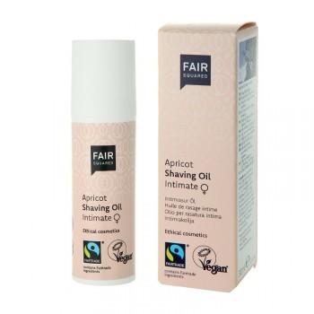 Rasieröl Aprikosenkernöl für Frauen - Shaving Oil Women Apricot 30ml