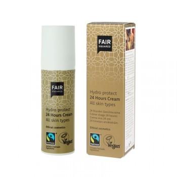 Gesichtscreme mit Arganöl 24 Stunden - 24 Hours Cream Argan 30 ml